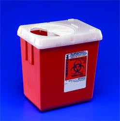 Buy Phlebotomy Sharps Container 2.2 Quart online used to treat Sharps Containers - Medical Conditions