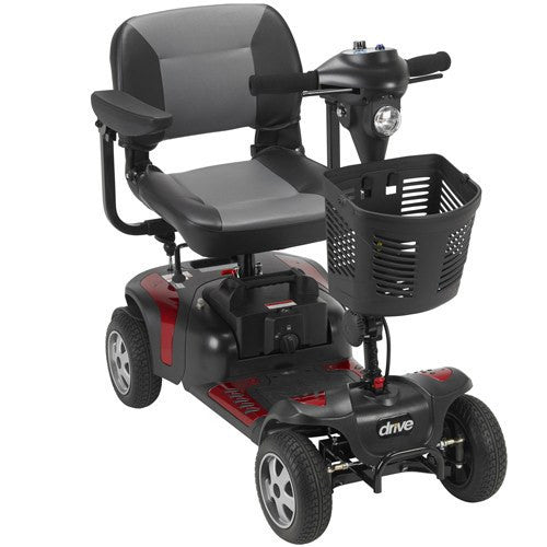 Buy Phoenix HD 4 Wheel Traveling Scooter online used to treat Scooters - Medical Conditions