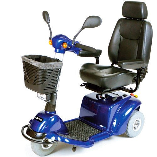 Pilot 3-Wheel Power Scooter - Scooters - Mountainside Medical Equipment