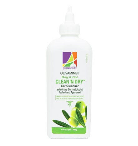 Pinnaclife Clean N Dry Medicated Ear Cleanser 6 oz