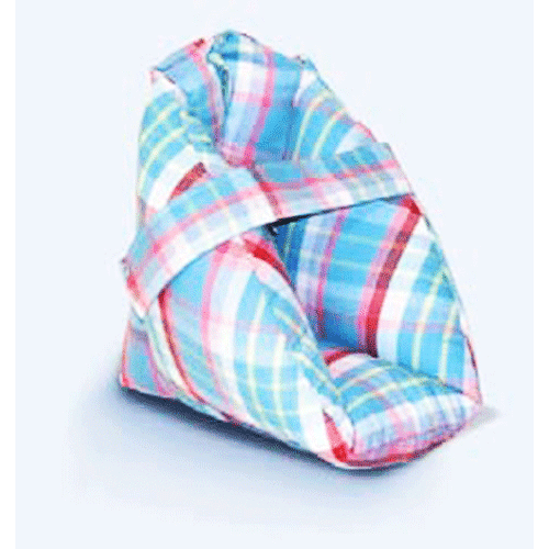 Buy Plaid Quilted Heel Protector online used to treat Heel Protectors - Medical Conditions