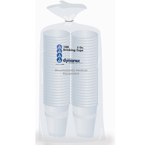 Disposable Plastic Drinking Cups 5 oz - Disposable Plastic Cups - Mountainside Medical Equipment