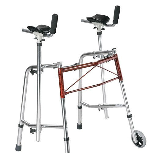 Adjustable Platform Attachment For Glider Walker
