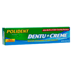Buy Polident Dentu-Creme Triple Mint by GlaxoSmithKline | Mouth