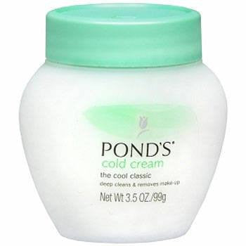 Ponds Deep Cleansing Cold Cream 3.5 oz Jar