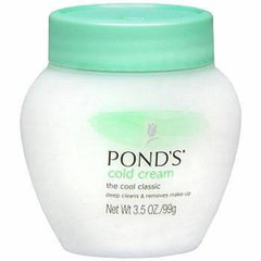 Buy Ponds Deep Cleansing Cold Cream 3.5 oz Jar by DOT Unilever | Home Medical Supplies Online
