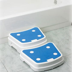 Portable Bathroom Stepping Stool for Daily Living Aids by Drive Medical | Medical Supplies