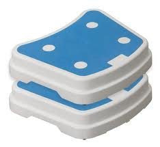 Portable Bathroom Stepping Stool - Daily Living Aids - Mountainside Medical Equipment