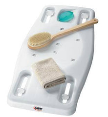 Buy Carex Portable Heavy Duty Bath Bench and Shower Chair by Carex wholesale bulk | Bath Benches