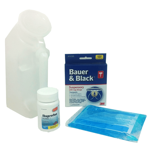 Buy Post Hernia Surgery Recovery Kit used for Sets by Mountainside Medical Equipment