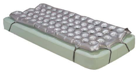 Premium Guard Static Air Mattress Overlay for Mattresses by Drive Medical | Medical Supplies