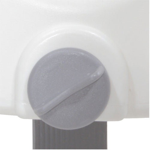 Premium Raised Toilet Seat with Lock - Raised Toilet Seats - Mountainside Medical Equipment