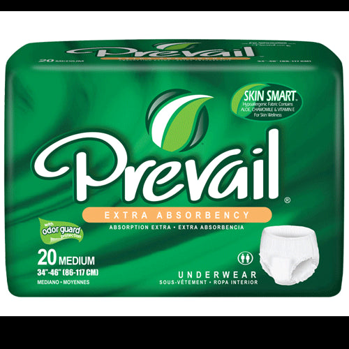 Buy Prevail Extra Absorbency Underwear by First Quality | Protective Underwear