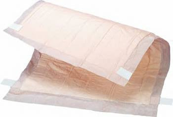 Tranquility Peach Sheet Underpads 12 Packs