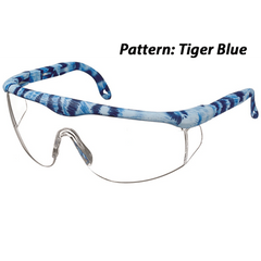 Buy Printed Full-Frame Adjustable Protective Eyewear Glasses by Prestige Medical | Home Medical Supplies Online