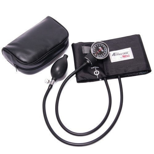 Deluxe Aneroid Sphygmomanometer - Manual Blood Pressure Monitors - Mountainside Medical Equipment