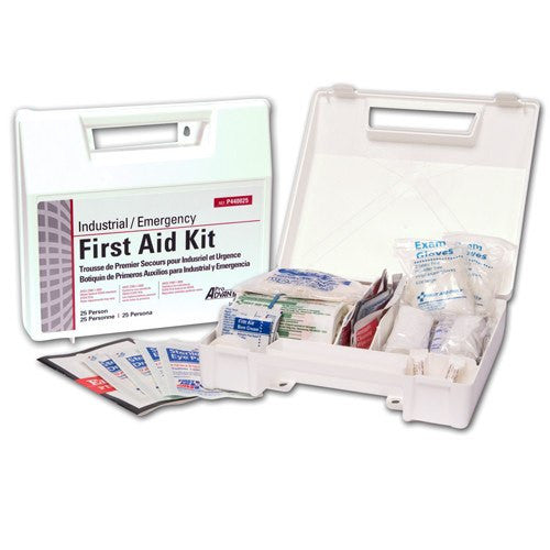 Pro Advantage First Aid Kit, 25 Person - First Aid Supplies - Mountainside Medical Equipment