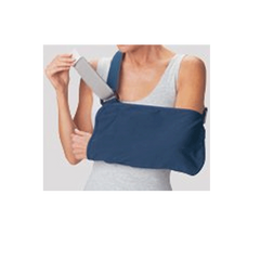 Buy ProCare Blue Vogue Cast Arm Sling online used to treat Arm Slings - Medical Conditions
