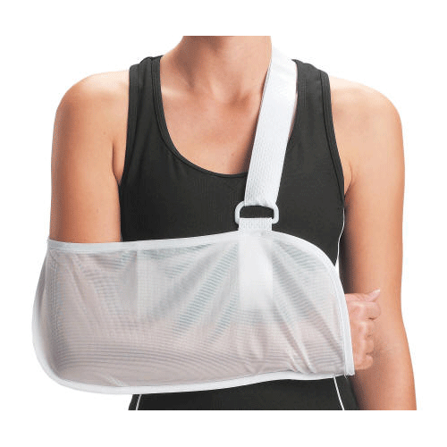 Buy ProCare Chieftain Mesh Arm Sling by Procare | Home Medical Supplies Online
