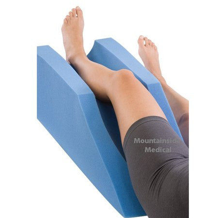 Procare Foam Leg Elevator - Heel Protectors - Mountainside Medical Equipment