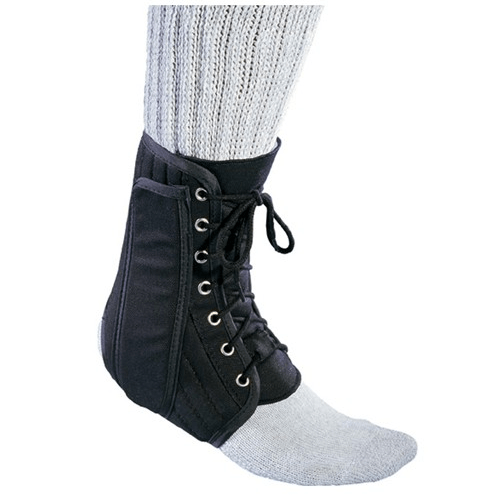 ProCare Lace Up Ankle Brace - Ankle Braces - Mountainside Medical Equipment