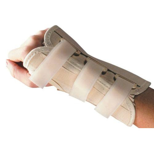 Buy ProCare Loop-Lock Cock-Up Wrist Splint online used to treat Wrist Splints - Medical Conditions