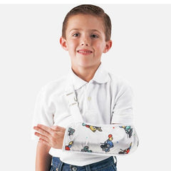 Buy ProCare Pediatric Bear Print Arm Sling by Procare online | Mountainside Medical Equipment