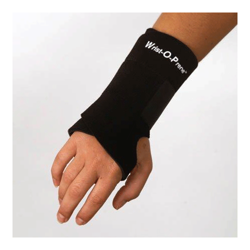 Buy ProCare Universal Wrist-O-Prene Forearm Brace online used to treat Wrist Splints - Medical Conditions