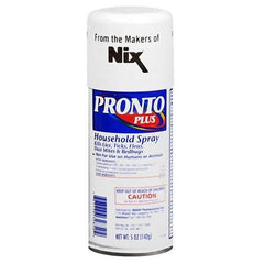 Pronto Plus Household Spray 6 oz for Lice Treatment Products by Insight Pharmaceuticals LLC | Medical Supplies