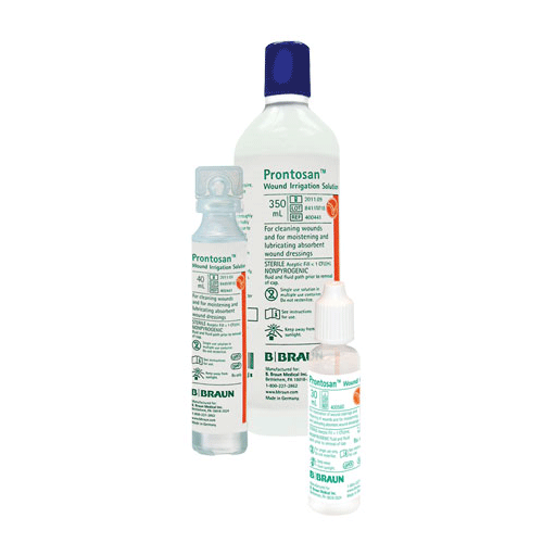 B Braun Prontosan Wound Irrigation & Gel - Wound Care - Mountainside Medical Equipment