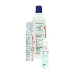B Braun Prontosan Wound Irrigation & Gel for Wound Care by B Braun | Medical Supplies