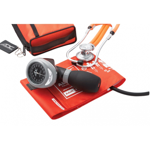 ADC Pros Combo I Palm Aneroid Blood Pressure Kit