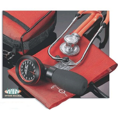 Buy ADC Pros Combo I Palm Aneroid Blood Pressure Kit by ADC | SDVOSB - Mountainside Medical Equipment