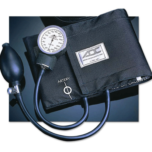 ADC Prosphyg 760 Series Aneroid Sphygmomanometer - Blood Pressure Monitors - Mountainside Medical Equipment