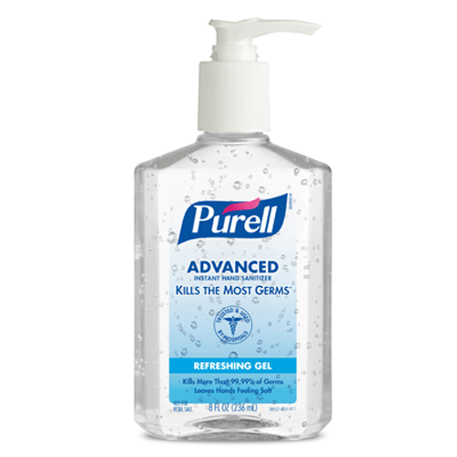 Purell Original Hand Sanitizer 8 oz