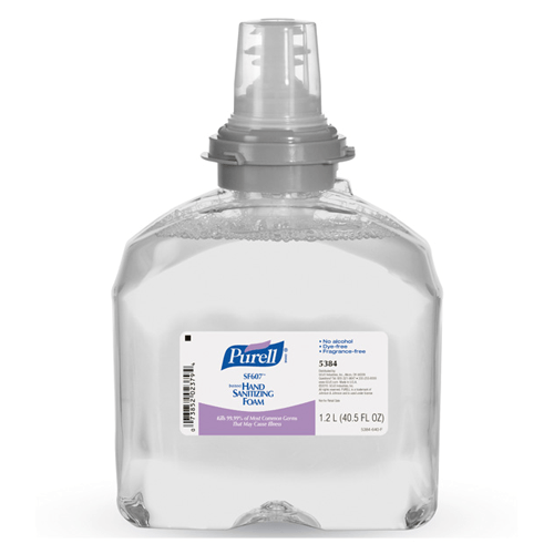 Purell FMX-12 Instant Foam Hand Sanitizer 1200mL, 3/cs