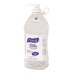 Buy Purell Original Advanced Hand Sanitizer 2 Liter Bottles, 2/Case by GOJO online | Mountainside Medical Equipment