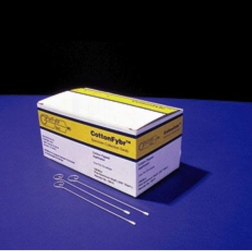 Purfybr Cotton Specimen Collection Swabs 1000/Case