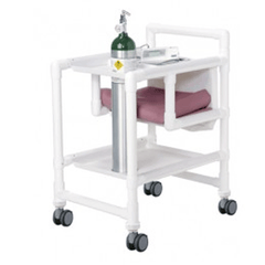 PVC Emergency Cart for Medical Furniture by Innovative Products Unlimited | Medical Supplies