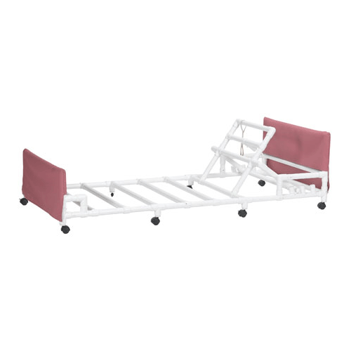 Buy PVC Low Hospital Bed by Innovative Products Unlimited | SDVOSB - Mountainside Medical Equipment