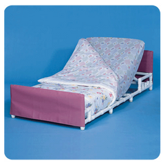 Buy PVC Low Hospital Bed by Innovative Products Unlimited | Home Medical Supplies Online