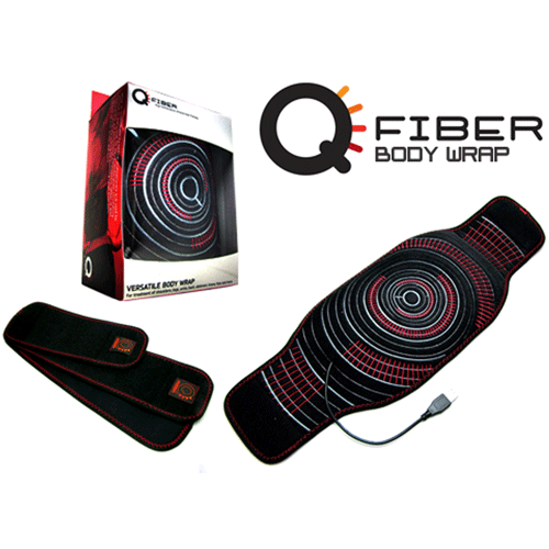 Buy Qfiber Infrared Heat Therapy Body Wrap online used to treat Pain Management - Medical Conditions