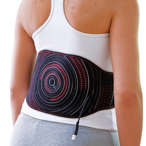 Qfiber Infrared Heat Therapy Body Wrap - Pain Management - Mountainside Medical Equipment