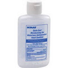 Buy Quik-Care Moisturizing Gel Waterless Antimicrobial Hand Sanitizer 4 oz by Ecolab | SDVOSB - Mountainside Medical Equipment