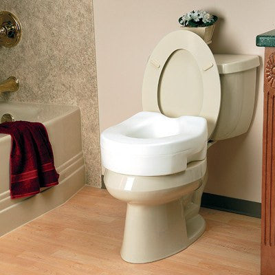 Invacare Raised Toilet Seat 1300RTS for Raised Toilet Seats by Invacare | Medical Supplies