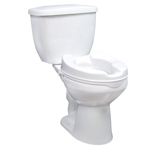 Heavy-duty Raised Toilet Seat - Raised Toilet Seats - Mountainside Medical Equipment