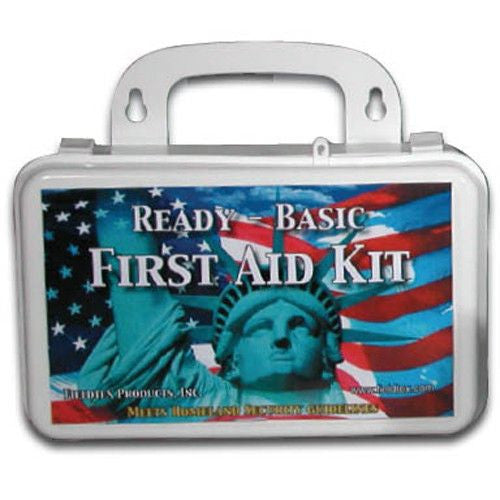 Basic First Aid Kit - First Aid Supplies - Mountainside Medical Equipment