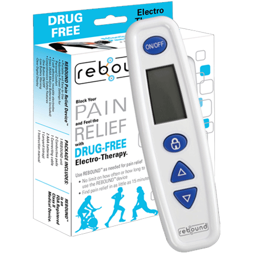 Buy Rebound OTC Tens Unit by Biomerica | SDVOSB - Mountainside Medical Equipment