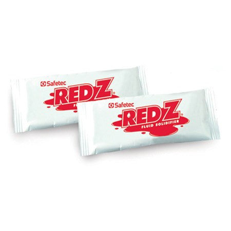 Buy Red Z Fluid Control Solidifier by Safetec | Home Medical Supplies Online