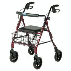 Buy Invacare Rollator with Rear Locking Brakes used for Rollators and Walkers by Invacare